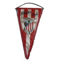 Banderín oficial pico Athletic Club de Bilbao Rojo Blanco
