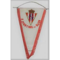 Banderín pico Real Sporting de Gijon