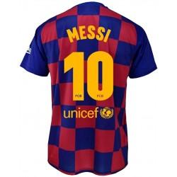 Camiseta 1º oficial jR. FC Barcelona 2019/20 Messi