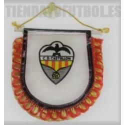 Banderín pequeño Retro C.D. Castellon
