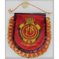Banderín retro pequeño para coche RCD Mallorca