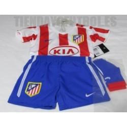 Mini Kit 1ª BEBE oficial Atlético de Madrid NIKE