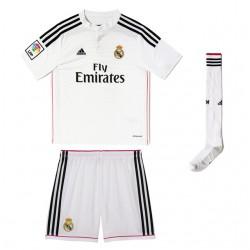 Kit Juniior 1ª 2014/15 Real Madrid CF