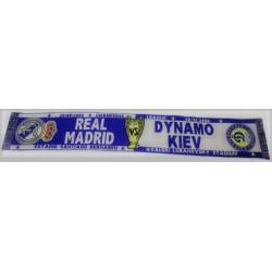 Bufanda del Real Madrid VS Dynamo Kiev
