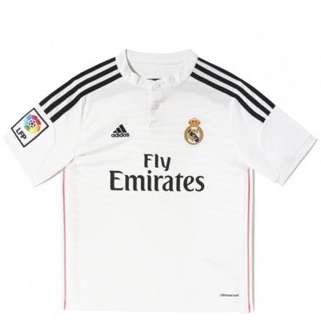 Camiseta 1ª Jr. Real Madrid CF