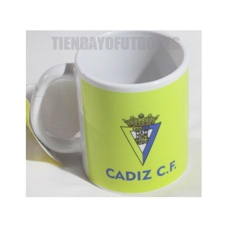Taza Mug oficial Cadiz CF