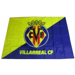Bandera Villarreal Club de Fútbol