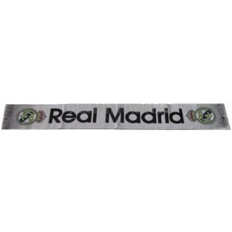 Bufanda oficial Real Madrid con puntos