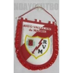 Banderín oficial pequeño Rayo Vallecano de Madrid