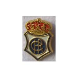 Pin -Pins Escudo delRecreativo de Huelva
