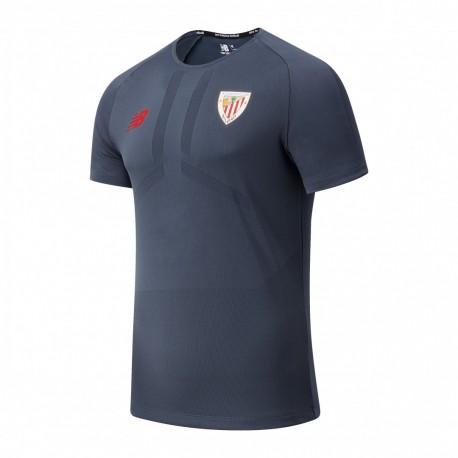 Camiseta oficial entrenamiento gris 2021/22 Athletic club de Bilbao New Balance