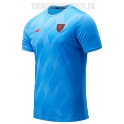Camiseta oficial paseo 2021/22 Athletic club de Bilbao New Balance
