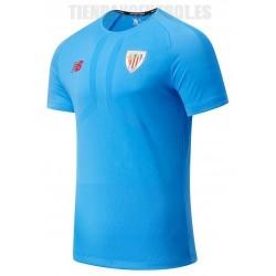 Camiseta oficial entrenamiento azul 2021/22 Athletic club de Bilbao New Balance