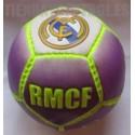 Balón mini / Baloncito oficial Real Madrid CF morado