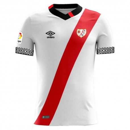 Camiseta oficial 1ª Rayo Vallecano de Madrid 2020/21 Umbro