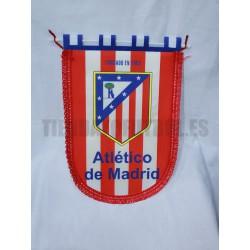 Banderin Lujo At. Madrid