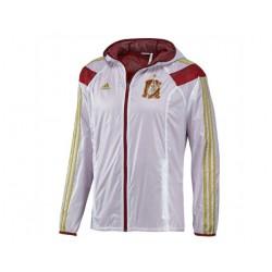 Cortavientos sudadera Selección Española Adidas