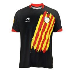 Camiseta Selección catalana negra