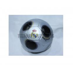 Balón-mini gris Real Madrid CF Adidas