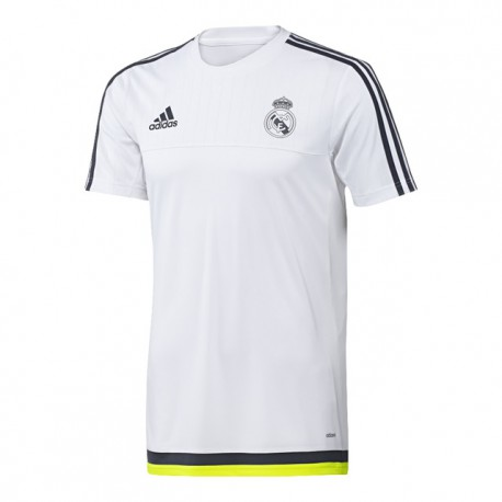 Camiseta Cotton 2015/16 Real Madrid Adidas