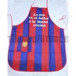 Delantal FC Barcelona