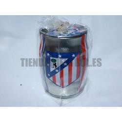 Hucha/Portalápices barril oficial Atlético de Madrid