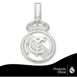 Colgante plata Real Madrid CF.