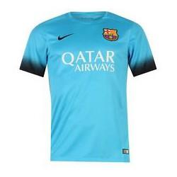 Camiseta azul 2015/16 FC Barcelona Nike