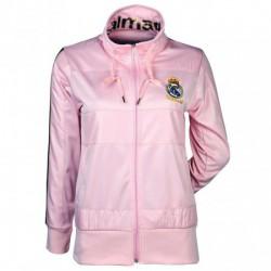Sudadera rosa del Real Madrid