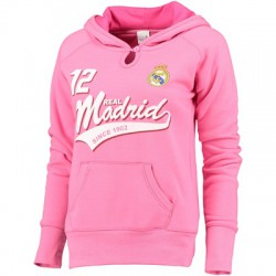 Sudadera Real Madrid rosa
