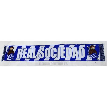 Bufanda de la real sociedad