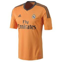 Camiseta 2ª naranja Real Madrid CF
