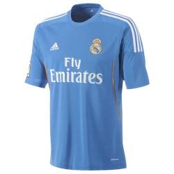 Camiseta 2ª azul Real Madrid CF