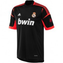 Camiseta portero negra Real Madrid CF