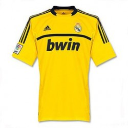Camiseta portero amarillo oficial Real Madrid CF