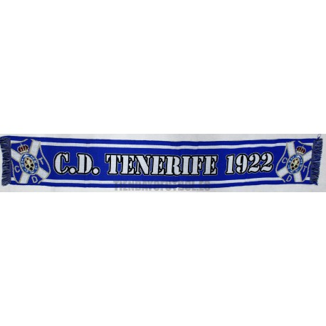 Bufanda del Club Deportivo Tenerife
