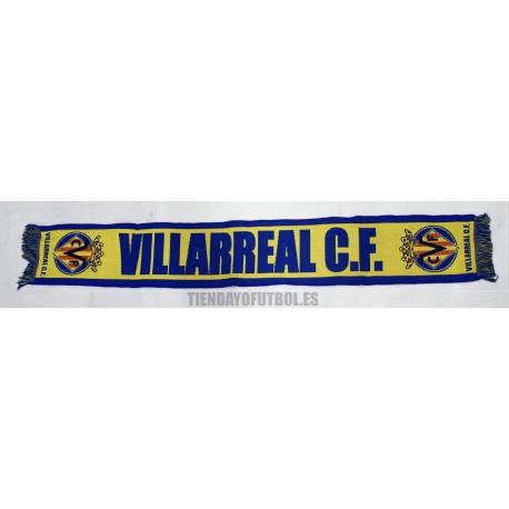 Bufanda del Villareal CF