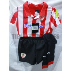Kit Junior 1ª 2013/14 Athletic Club de Bilbao