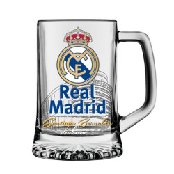 Jarra grande cerveza Real Madrid CF