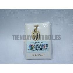 Colgante Oro Club Atlético de Madrid