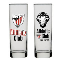 Vaso tubo athletic club de bilbao