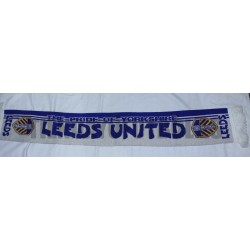 Bufanda del leeds United doble