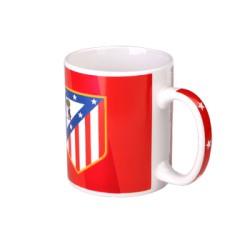 Taza MUG roja Atlético de Madrid