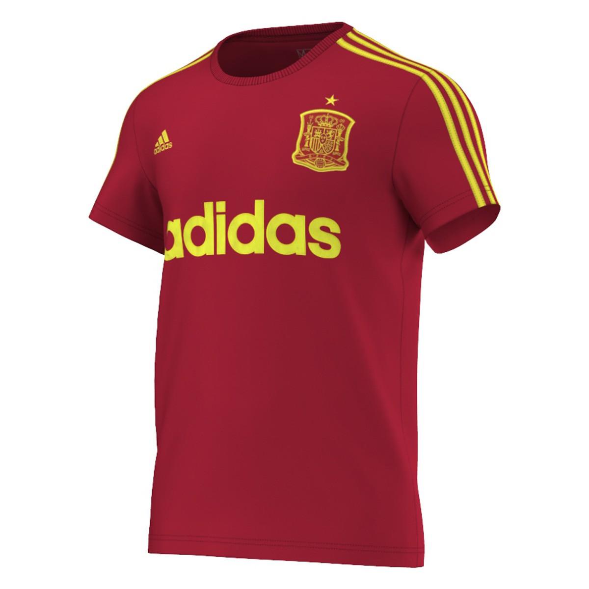 Exactitud petróleo crudo pasado  Camiseta Roja ADIDAS | barata camiseta roja | Roja camiseta Adidas | roja  Camiseta Adidas