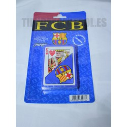 Baraja Poker FC Barcelona