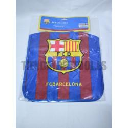 Babero Bebé FC Barcelona Azul y grana