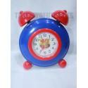 Reloj Despertador redondo oficial FC Barcelona