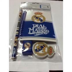set papeleria real Madrid