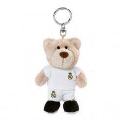 Llavero Osito Real Madrid CF. NICI