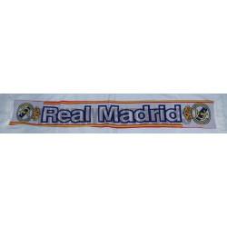 """Bufanda Oficial Real Madrid """"de lana"""""""